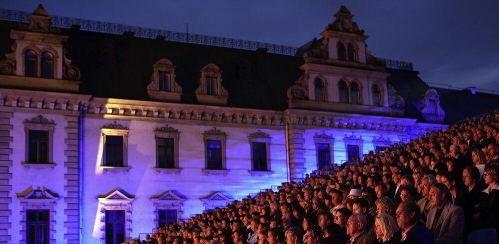 Thurn Und Taxis Schlossfestspiele 2021