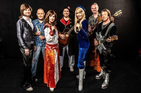 Waterloo - die große Abba Show