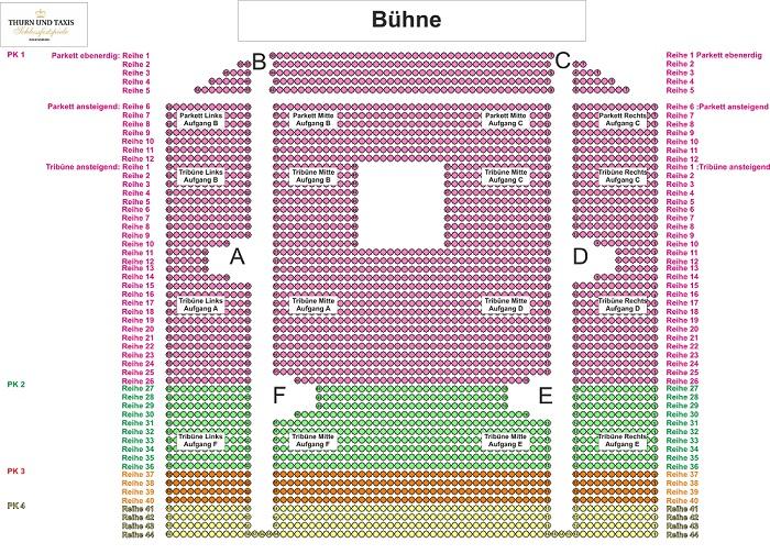 Odeon Concerte Karten Regensburg